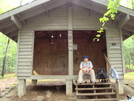 Catawba Shelter by f8lranger4x4 in Section Hikers