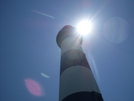Bodie Island Lighthouse by Odd Thomas in Views in North Carolina & Tennessee