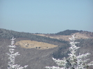 View Of Echo Rock From Whitetop by Belew in Views in Virginia & West Virginia