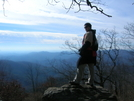 Georgia At-blood Mountain by cool breeze in Views in Georgia