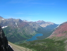 Lake Elizabeth Per Ptarmigan Pass-glacier National Park by cool breeze in Other Trails