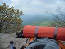 Blood Mountain Summit by jbone in Views in Georgia
