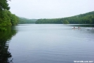 Upper Goose Pond by tribes in Massachusetts Shelters