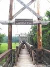 Pochuck Bridge by tribes in Trail & Blazes in New Jersey & New York