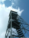 Stratton Mtn Firetower by tribes in Trail & Blazes in Vermont