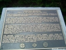 Plaque on Stratton Mountain by tribes in Sign Gallery