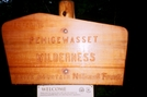 Pemigewasset Sign by Homer&Marje in Other Trails