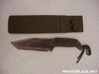 My Buck Knife