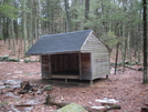Shelter On Warner Trail by Homer&Marje in Other Trails