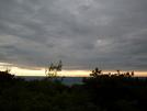 Bear Mountain Sun Rise by Homer&Marje in Trail & Blazes in Connecticut
