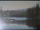 Rock Lake On Tahoe Rim Trail