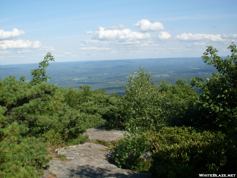 View From Mt. Everrett
