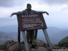 At the top of Katahdin by mcw1882 in Thru - Hikers