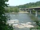 U.S.340 & Shenandoah River by Old Hickory MH in Trail & Blazes in Virginia & West Virginia