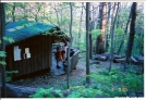 Tom Floyd Wayside Shelter by Old Hickory MH in Virginia & West Virginia Shelters