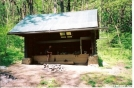 Rod Hollow Shelter by Old Hickory MH in Virginia & West Virginia Shelters