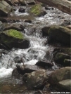 River rocks and falls by Old Hickory MH in Trail & Blazes in Virginia & West Virginia