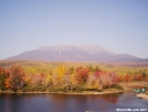 the ubiquitous Katahdin postcard shot by SalParadise in Other