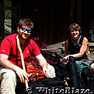2009-Jedi and Jessie's Girl by Jessie's Girl in Thru - Hikers