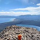 tahoe mt tallac summit3 by dudeijuststarted in Day Hikers