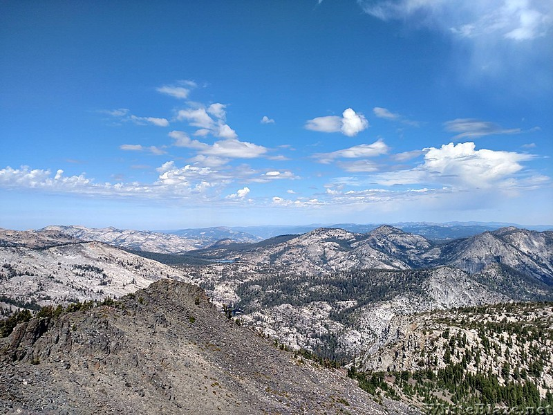 tahoe mt tallac summit 2