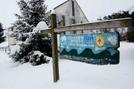 Scott Farm During Snowpocalypse 2010 Ii by Hoop Time in Views in Maryland & Pennsylvania