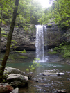 Cloudland Canyon State Park Falls by adventurousmtnlvr in Views in Georgia