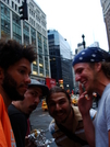 A Cypher In The Streets Of Nyc... by Serial 07 in Thru - Hikers