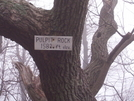 Pulpit Rocks Sign by ~Ronin~ in Sign Gallery