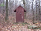 Windsor Furnace Shelter Privy by ~Ronin~ in Maryland & Pennsylvania Shelters