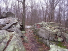 Heading Toward The Pinnacle by ~Ronin~ in Trail & Blazes in Maryland & Pennsylvania