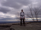 Ronin At The Pinnacle by ~Ronin~ in Day Hikers