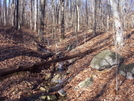 Small Waterfall On Trail by ~Ronin~ in Trail & Blazes in Maryland & Pennsylvania