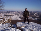 Ronin At The Pinnacle 12/23/09 by ~Ronin~ in Day Hikers