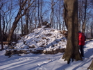 Rockpile Covered In Snow by ~Ronin~ in Trail & Blazes in Maryland & Pennsylvania