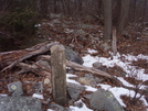 Pa Sgl Marker North Of 309 by ~Ronin~ in Trail & Blazes in Maryland & Pennsylvania