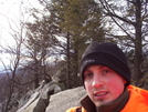 Ronin On Pa Knife's Edge by ~Ronin~ in Day Hikers
