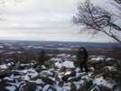Ronin At Bake Oven Knob by ~Ronin~ in Day Hikers