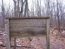 Bmecc Plaque Near Tri County Corner