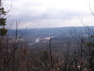 View Of Lehigh River From North Trail