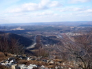 View Of Pa Turnpike From North Trail by ~Ronin~ in Views in Maryland & Pennsylvania