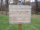 Appalachian Trail Sign At Windsor Furnace by ~Ronin~ in Sign Gallery