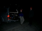 Davidson River Campground, Cold Night