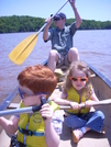 Canoeing With Kids by hoyawolf in Other