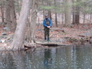 Zach,mending Line, Big Hunting Creek, Maryland by hoyawolf in Other