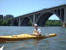 Jeff, Paddling Potomac River, Key Bridge, Washington Dc by hoyawolf in Other