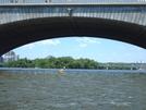 Brad, Paddling Under Memorial Bridge, Washington Dc by hoyawolf in Other