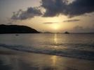 Sunset From Cinnamon Bay, St John, Usvi by hoyawolf in Other