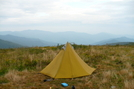 Balsam by Reid in Tent camping