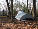 Rainshadow Ii by Pak-Man in Tent camping